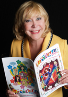 Starlette Universe author and creator Kathy Johnson